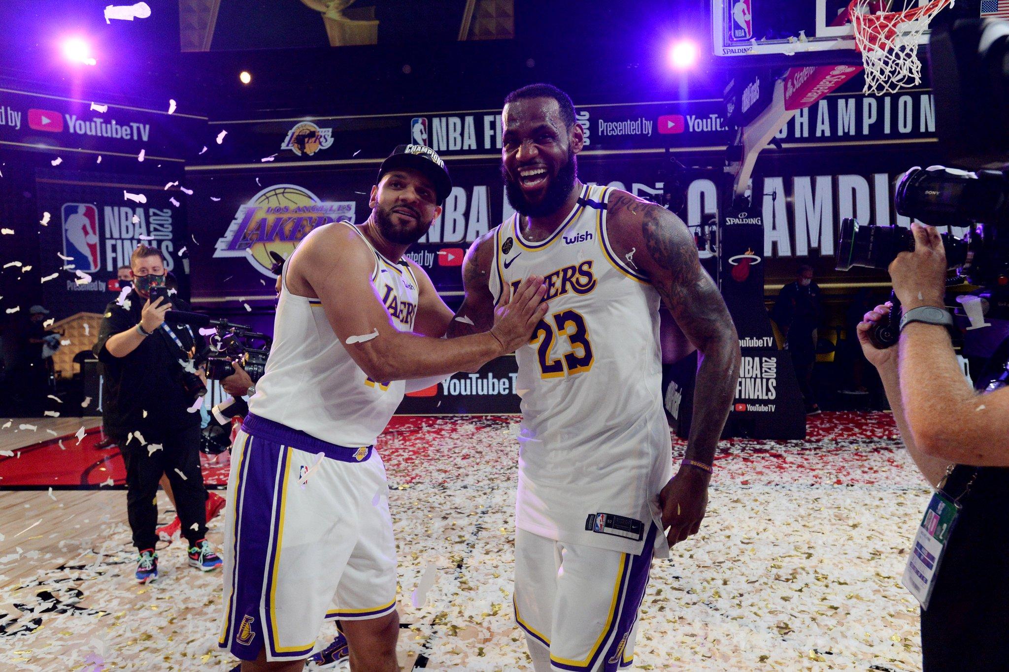 NBA LeBron Jared Dudley
