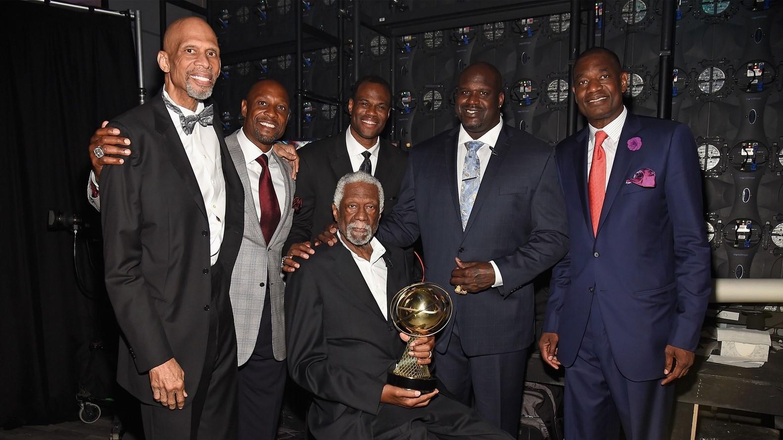 NBA Shaquille O'Neal centro