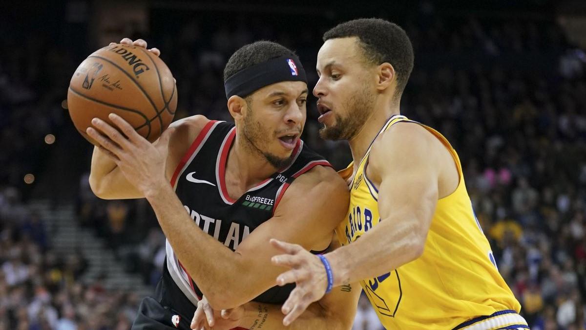 NBA Steph Seth Curry