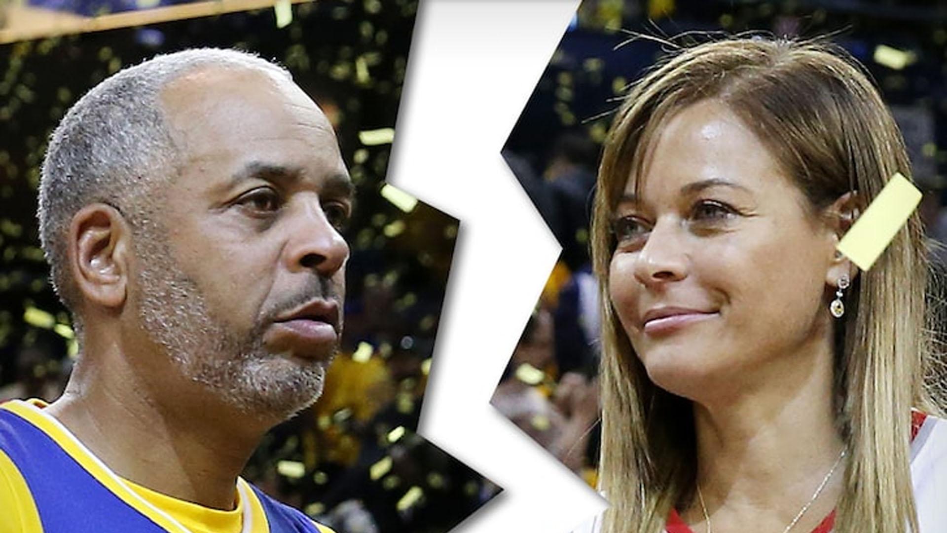 NBA genitori Curry divorzio