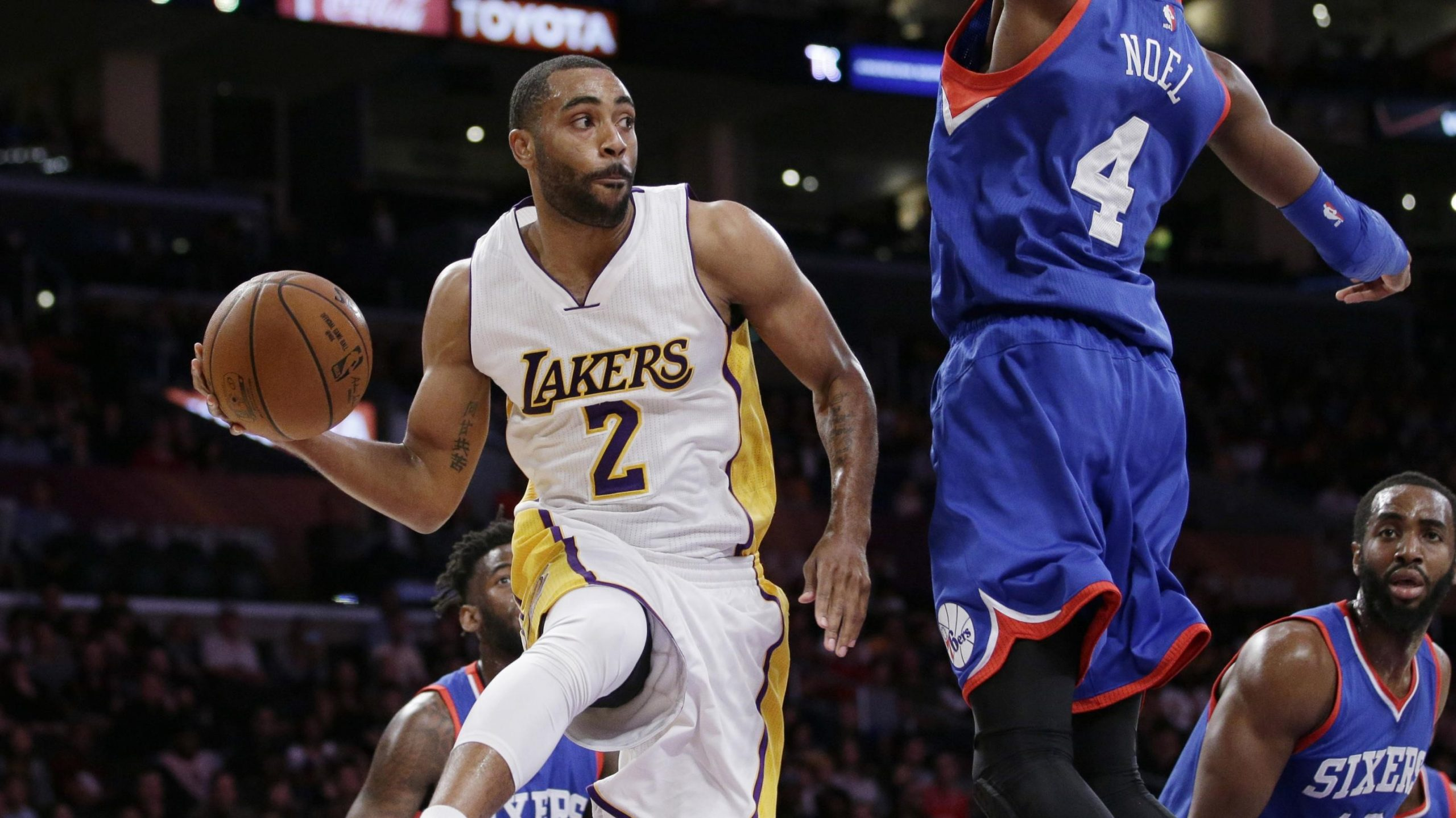 NBA guardia Lakers
