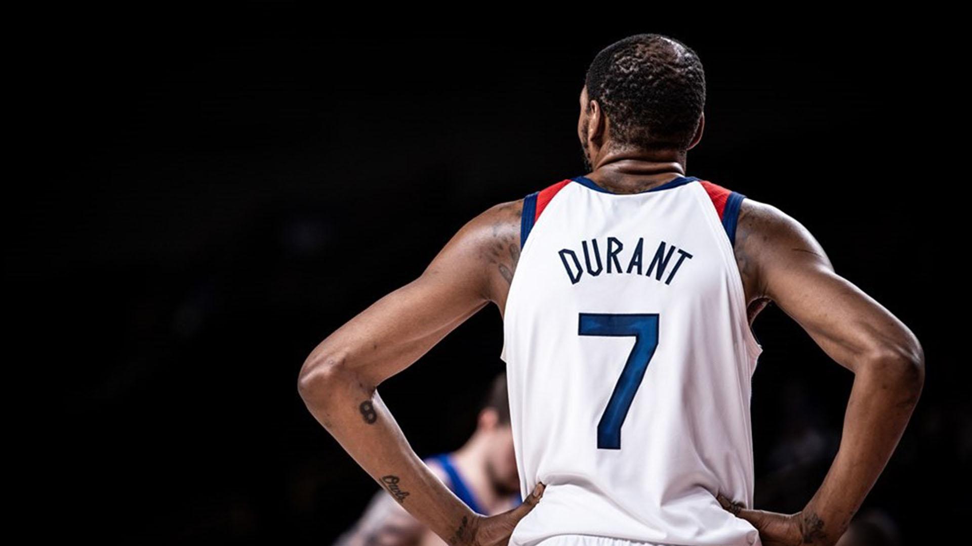 Olimpiadi Durant Carmelo Anthony