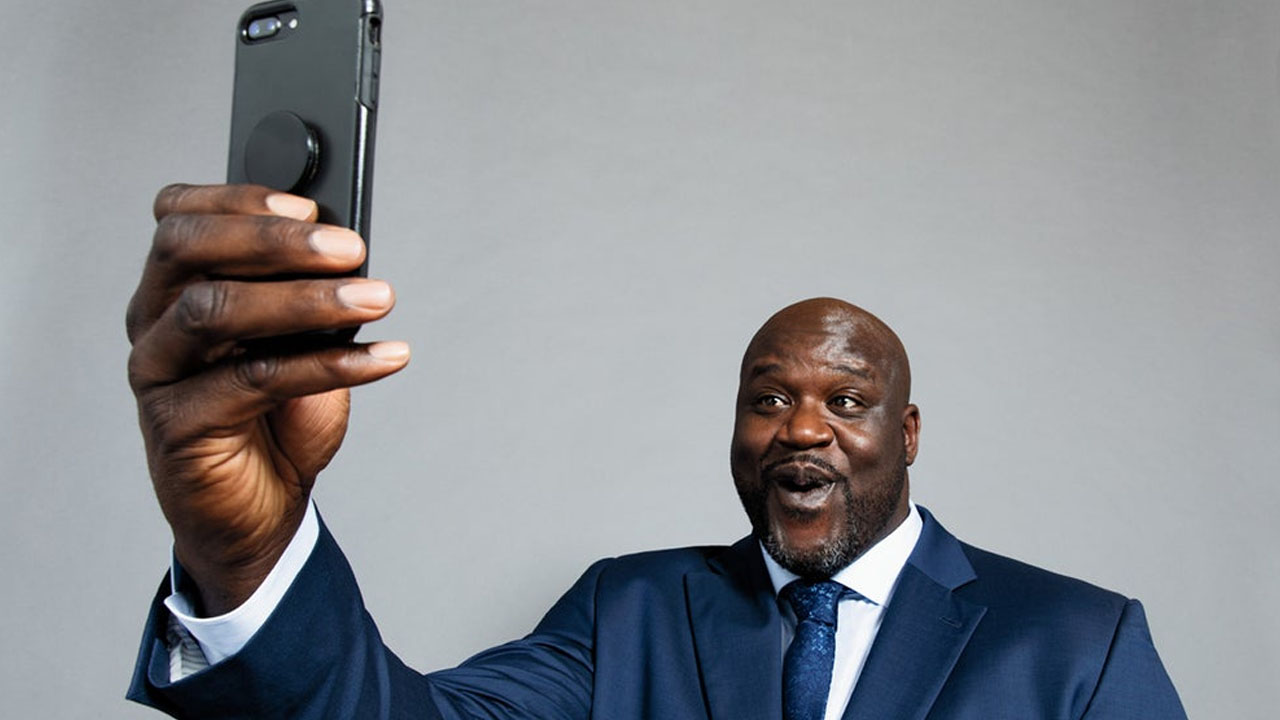 Shaquille O'Neal Tinder