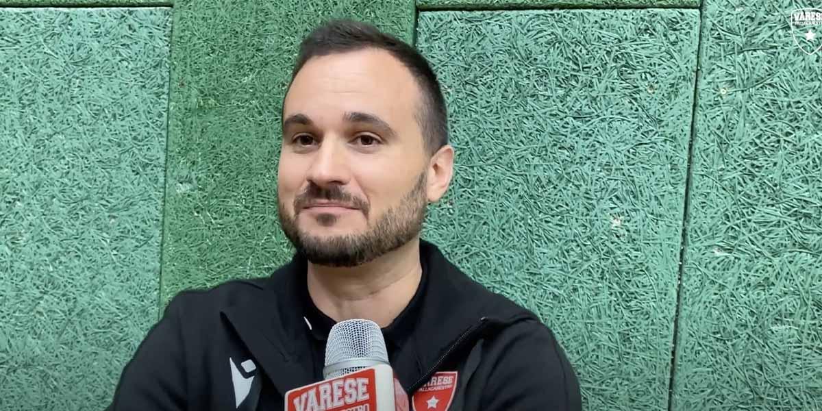 Coach Adriano Vertematii