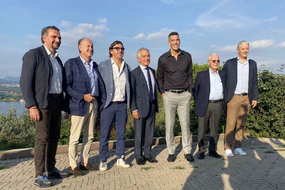 Il Consiglio di Amministrazione della Pallacanestro Varese