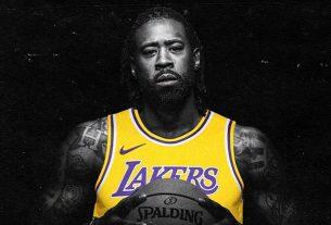 NBA DeAndre Jordan Lakers