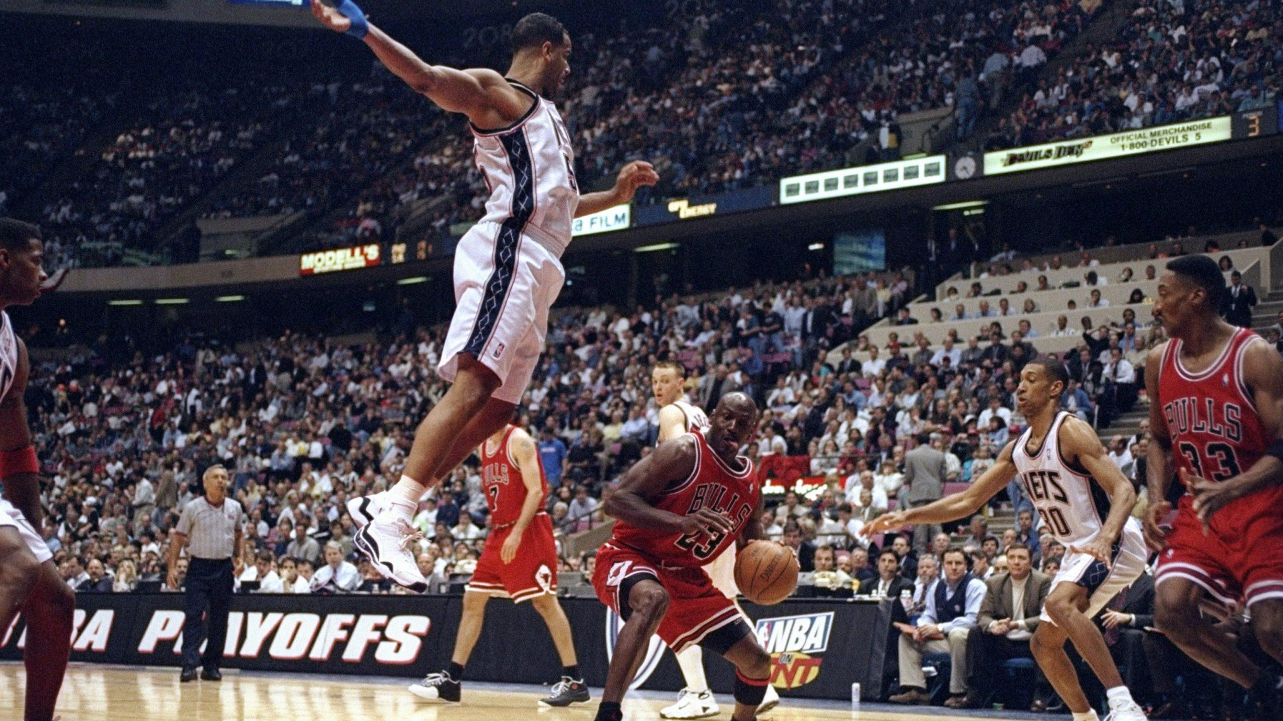 NBA Jordan Williams Rodman