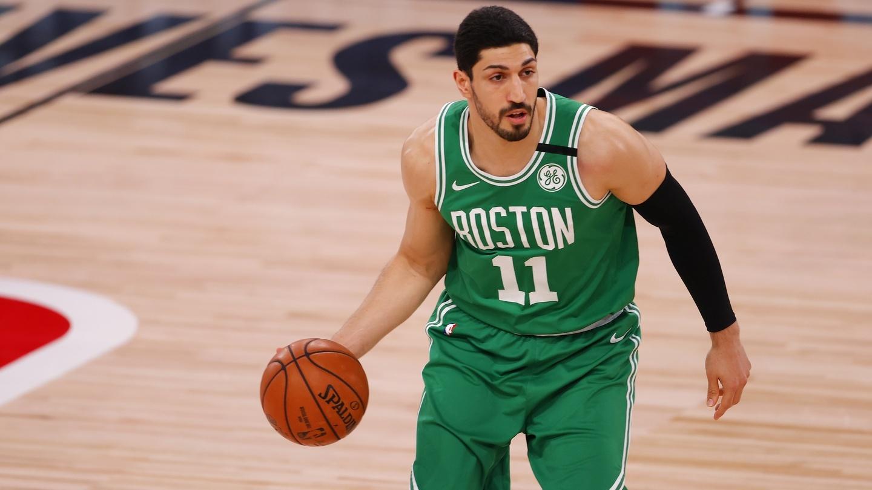 NBA Kanter vaccinarsi