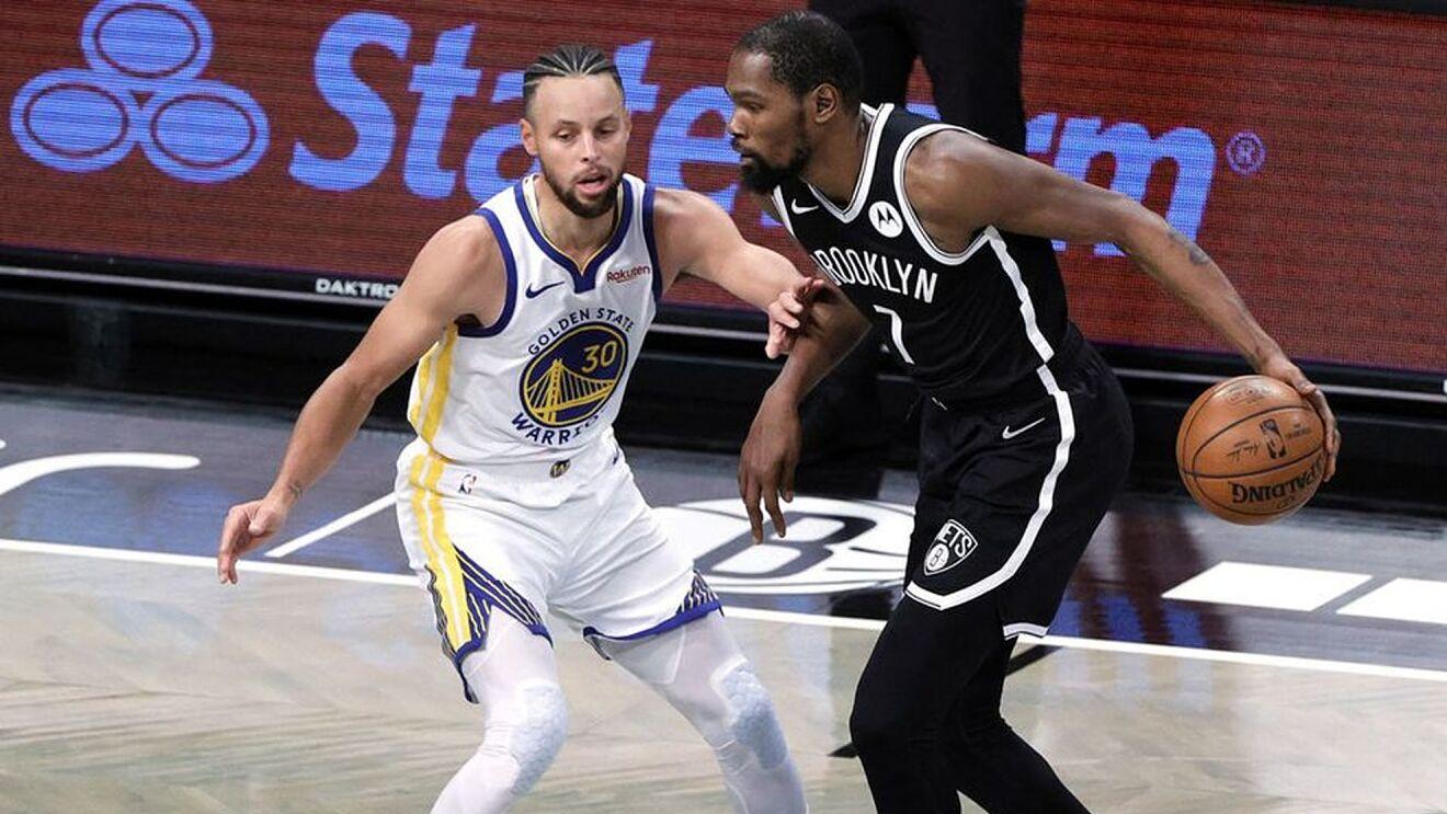 Warriors Knicks Nets vaccinati