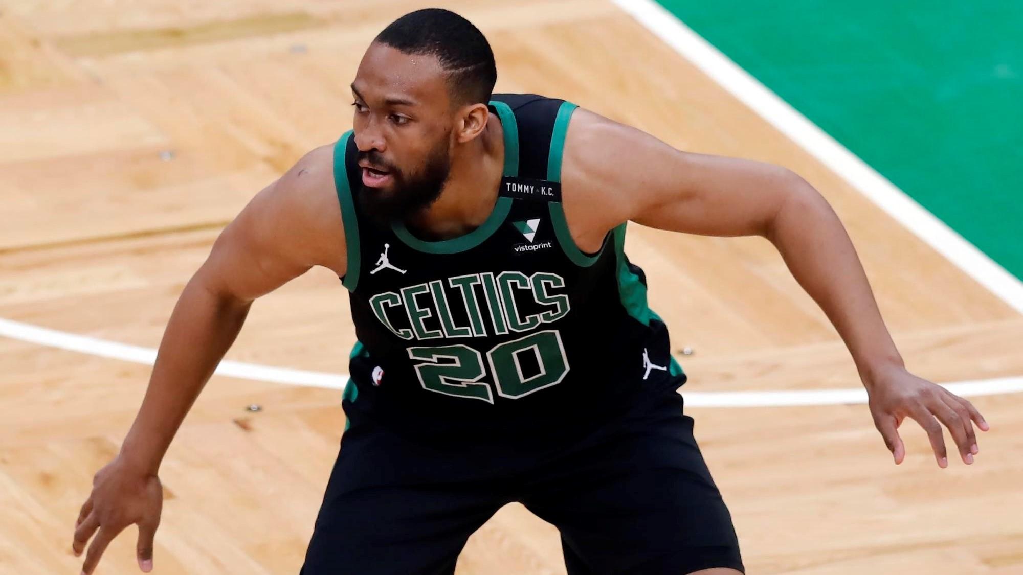 Jabari Parker Boston Celtics