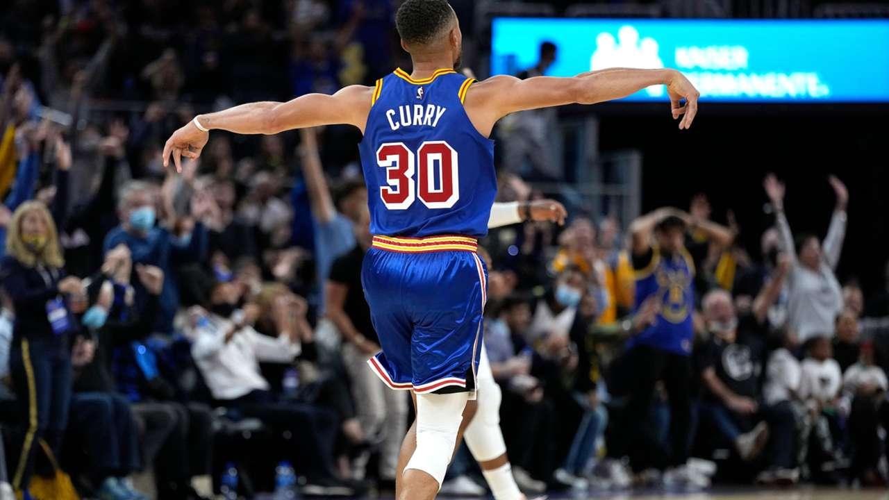 NBA Curry MVP
