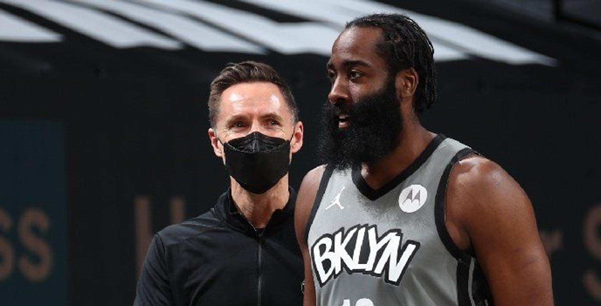 NBA Nash Harden