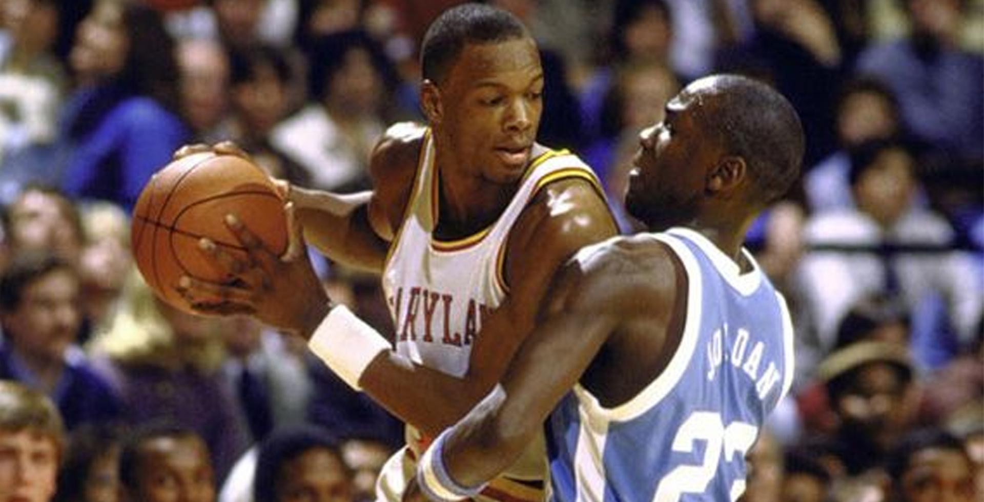 NBA leggenda Michael Jordan